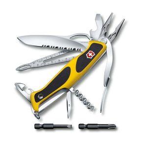 canivete-victorinox-ranger-grip-boatsman-amarelo-frontal_1
