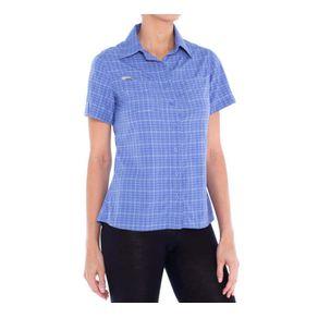 camisa-solo-xadrez-manga-longa-azul-feminina-perfil