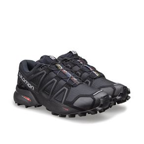 tenis-salomon-speedcross-4-feminino-preto-frontal