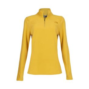 blusa-the-north-face-tka-100-glacier-zip-feminina-amarelo-frontal_2_1