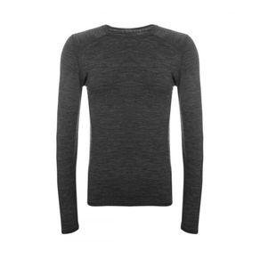 blusa-solo-essential-merino-cinza-escuro-frontal